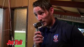 Joe Tait interview and City's goals