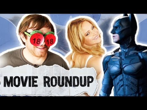 BATMAN Liebt SUPERMAN Und Alles AB 18! - Movie RoundUp