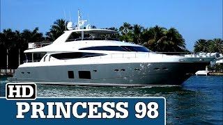 Princess 98 Flybridge in Miami | PRINCESS TWO