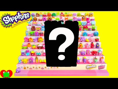 Shopkins Season 4 Whistle Wilma and Limited Edition Hunt