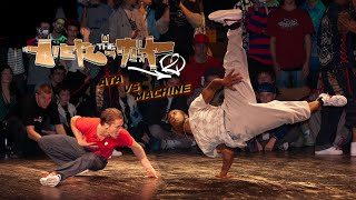 Over The Top 2 - Bboy Machine vs Bboy Ata