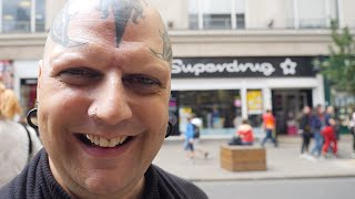 Where My Inspiration Comes From   Street Magician