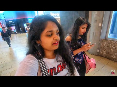 #KeerthiVlogs : Lifestyle of students in CANADA | Food | Travel