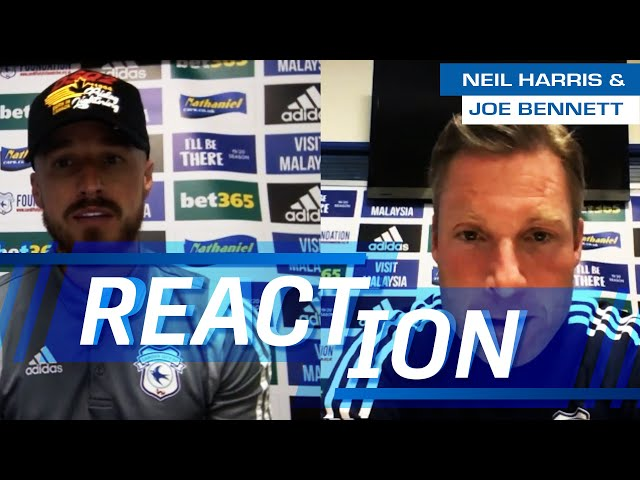 REACTION | CARDIFF CITY vs CHARLTON