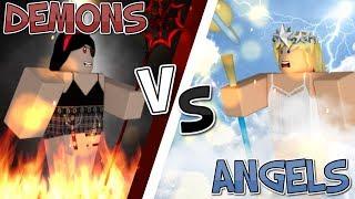 ANGELS VS DEMONS   ROBLOX GFX