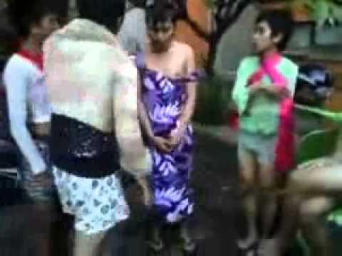 Video Kekerasan Remaja Di Bali Genk Grobak Sampah