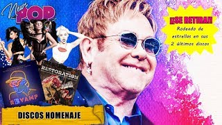 Elton John publica Revamp y Restoration con Lady Gaga, Miley Cyrus o Demi Lovato