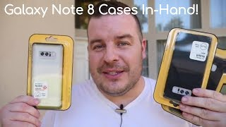 Galaxy Note 8 Cases Are Here!! Note 8 Lumion Cases