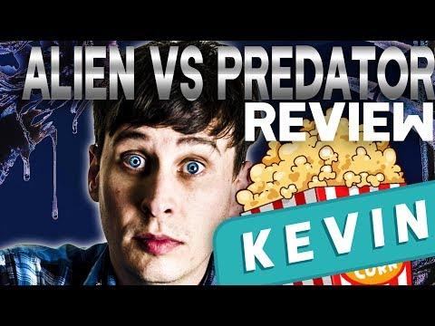 Alien vs Predator   Say MovieNight Kevin