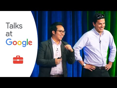 "Kenny Nguyen and Gus Murillo: ""The Big Fish Experience"" | Talks at Google"