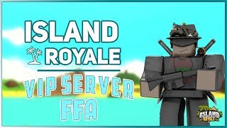 🔴 [Live] Roblox Island Royale VIP Server FFA with Viewers [NEW GAMEMODES UPDATE] 🔴