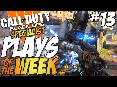 Call of Duty: Black Ops 4 - Top 10 Plays Of The Week Specialist #13 (BO4 Multiplayer Montage) thumbnail