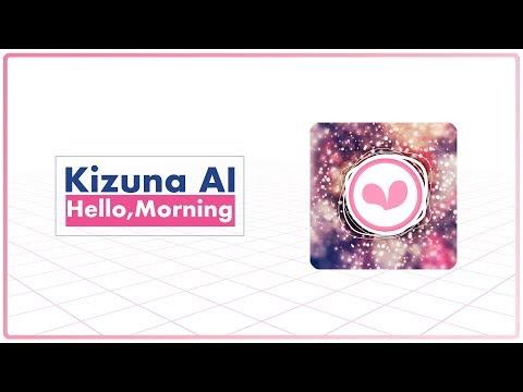 Kizuna AI - Hello,Morning (Prod)
