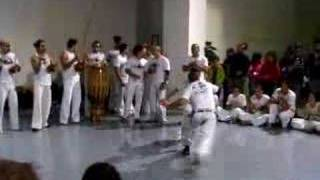 Batizado de Capoeira en Granada