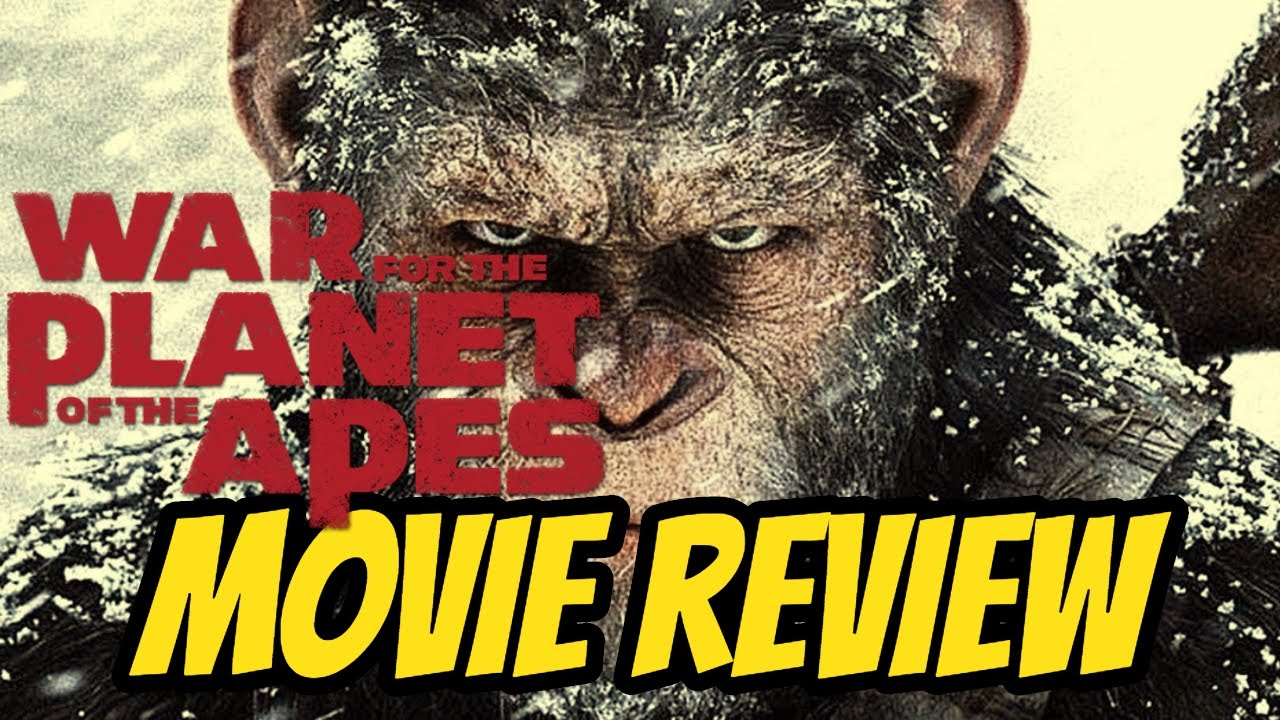 Podcast: All hail Caesar, Andy Serkis in 'War for the Planet of the Apes'