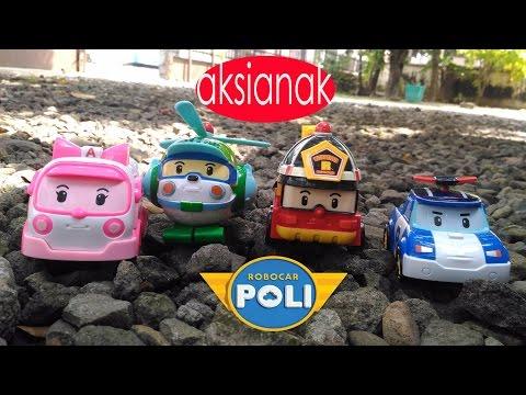 Children Toys | Robocar poly | Toy car