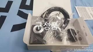(고흥 썬팅) 싼타페 tm 아이나비z500 블랙박스 설…