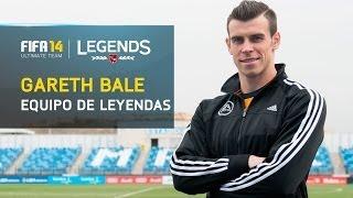 FIFA 14 - Gareth Bale - Equipo de Leyendas en FIFA 14 Ultimate Team  [HD]