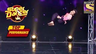 Akshit और Vivek ने किया Chroma Keying की मदद से यह Magical Act  | Super Dancer | Top Performance