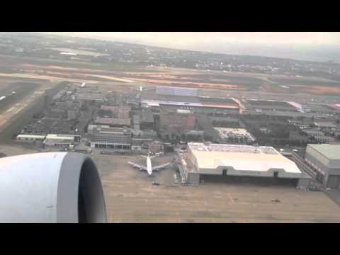Taipei, Taiwan - Takeoff from Taipei Taoyuan International Airport HD (2015)