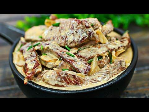 easy-beef-stroganoff-recipe---how-to-make-classic-beef-stroganoff