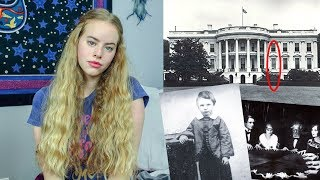 SCARY Paranormal Hauntings Of The White House!