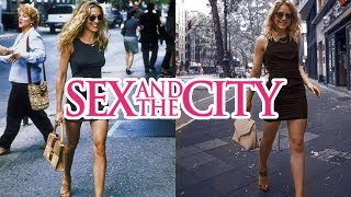 1 Woche Carrie Bradshaw I Sex and the City Styles tragen