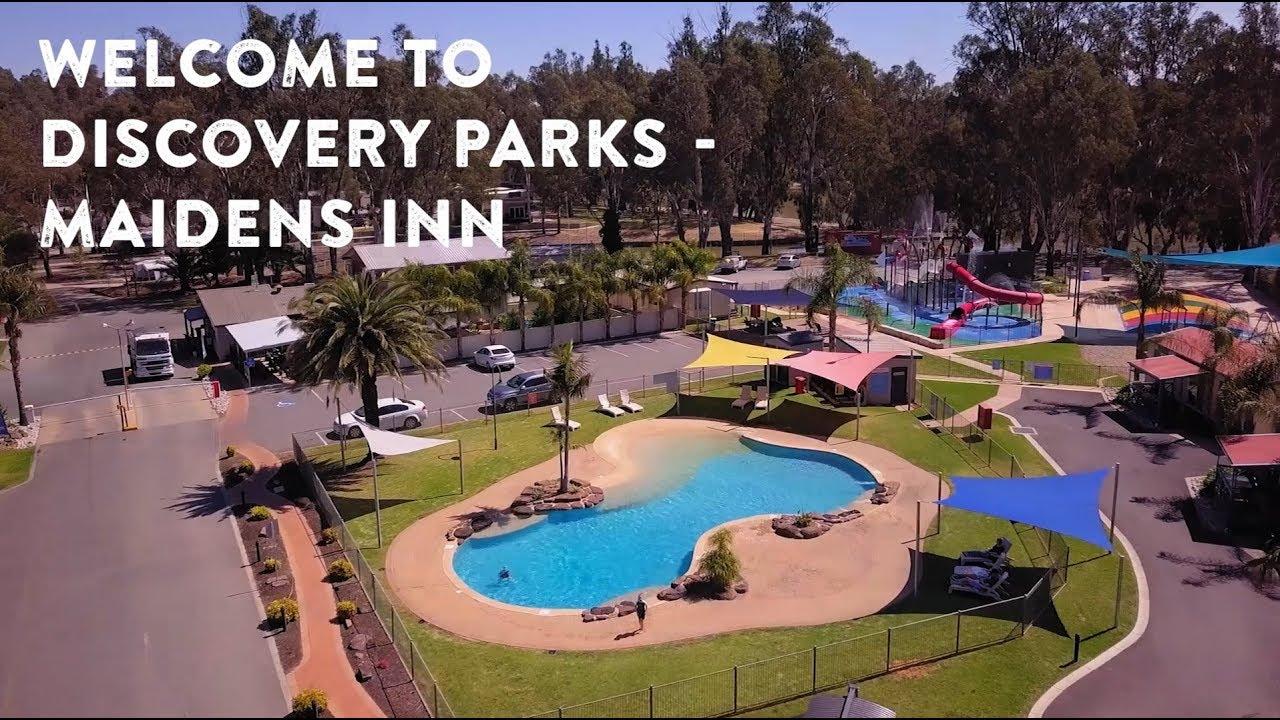Discovery Parks - Maidens Inn, Moama - Echuca Moama