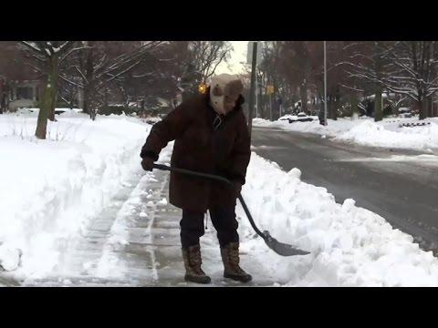 Polar vortex sweeps the nation