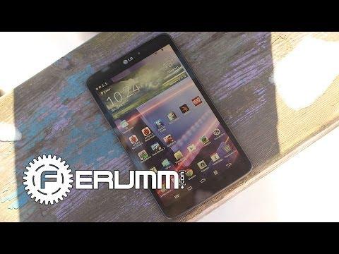 LG G Pad 8.3 видеообзор. Подробный обзор планшета LG G Pad 8.3 от FERUMM.COM