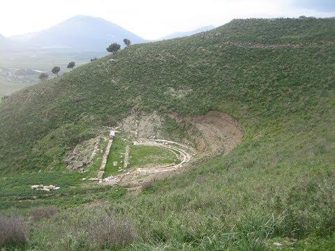 Epiro Antiguo 25/31 - Teatro de Phoenice - Prof. Manuel Lafarga