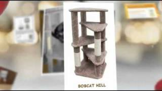 Creative Cat Tree Plans