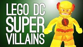 Lego DC Super-Villains Gameplay - FLASH, BUT A JERK - Let