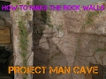 Makeing the best man cave you will ever see #1 carveing walls