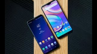 Huawei P20 Pro vs Samsung S9+ Feature Comparison & Review!