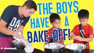 The Boys Have A Bake-Off! - Daddy Diaries: EP5