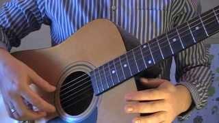 Настройка первой (1) струны гитары - нота Ми (E)