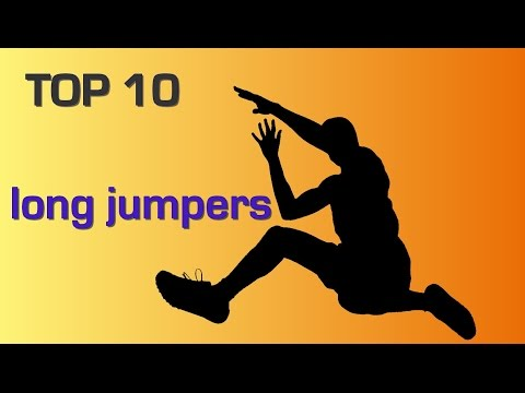 Top 10 best long jumpers of all time (men)