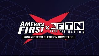 2018 LIVE Election Coverage | w/ Jazzhands McFeels, James Allsup + more!