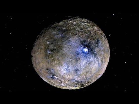 El asteroide Ceres fue un mundo acuático