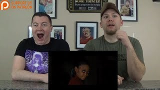 Us - Official Trailer REACTION!!!