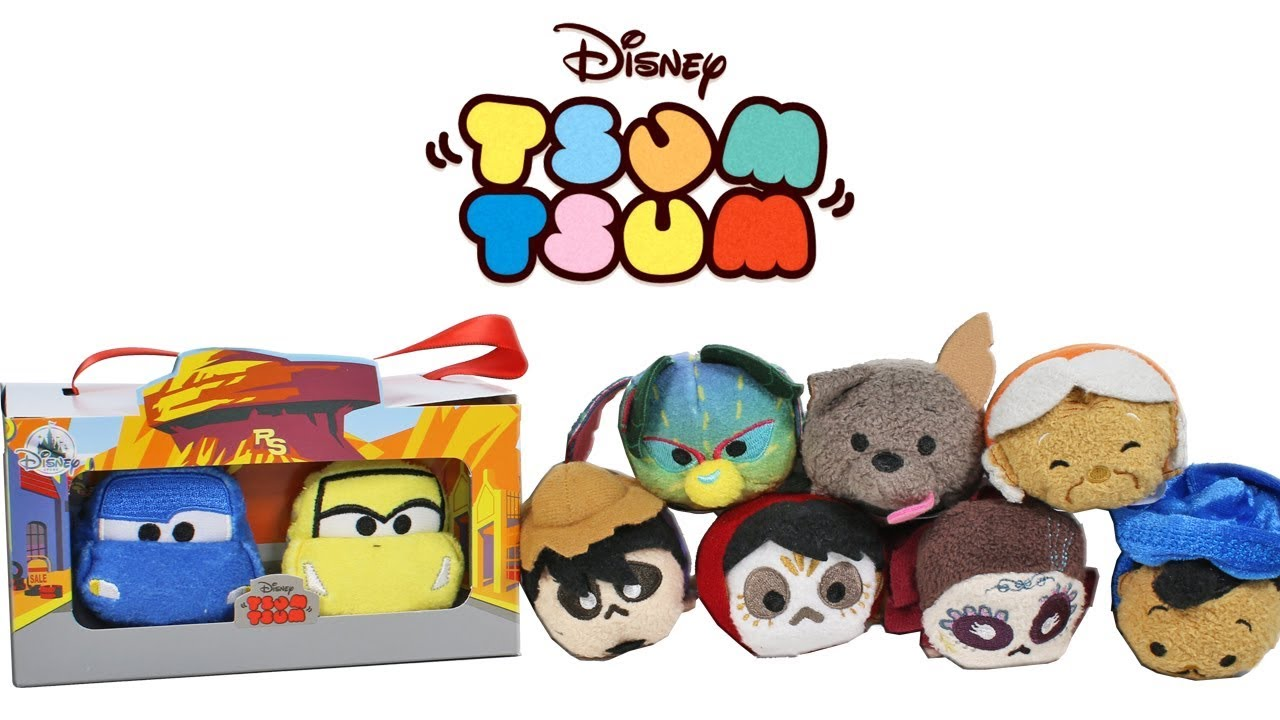 This is a photo of Influential Disney Tsum Tsum Pictures