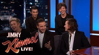 Jimmy Kimmel Asks One Direction Who Is Most Likely To MP3