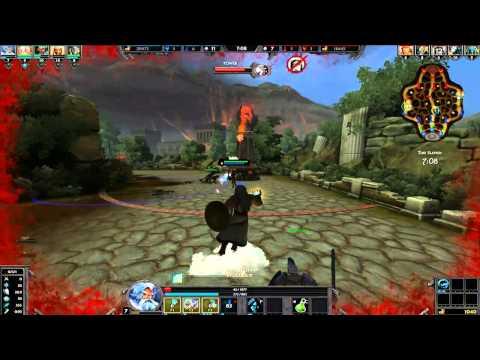 видео: Обзор mobo игры smite и героя: Зевс.