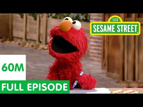 Elmo's Pretend School | Sesame Street Full Episode from YouTube · Duration:  56 minutes