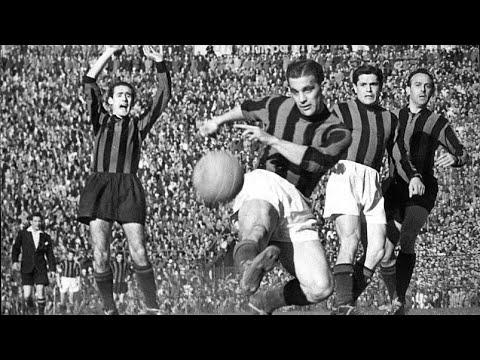 Gunnar Nordahl ● The Greatest Goal-Poacher | RARE | AC Milan Legend