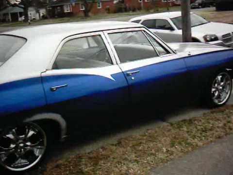 1967 chevy impala 4 door sedan walk around--for sale in VA ...