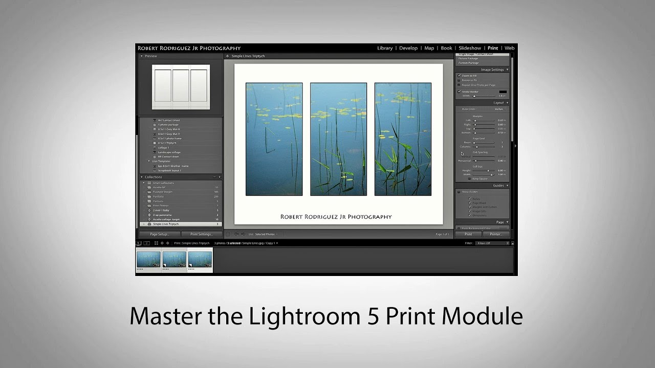 How To Print Photos With Lightroom The Print Module