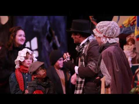 Scrooge the Musical Nov 2012