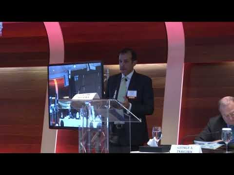 2018 Cyprus Shipping Forum - The Shipping Markets